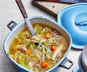 Recipe: Hemsley & Hemsley's Chicken Tinola