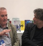 Waterstones Exclusive Video: Neil Gaiman and Chris Riddell