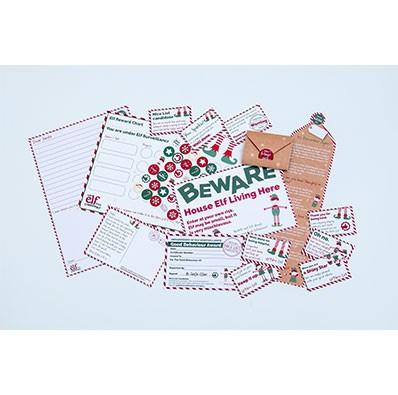 An Elf for Christmas: Magical Reward Kit
