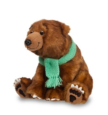 Small Bear Plush                                            : We're Going on a Bear Hunt