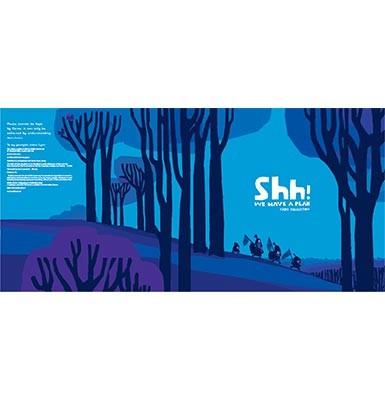 Shh! We Have a Plan (Paperback)