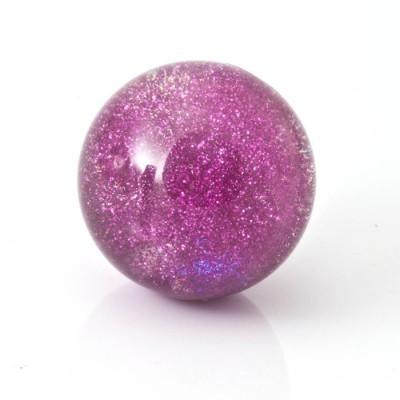 Crystal Bouncy Ball
