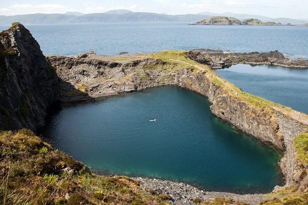 Easdale Slate Quarries