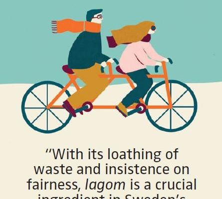 Lagom: The Swedish Art of Balanced Living (Hardback)