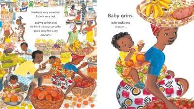 Baby Goes to Market (Hardback)