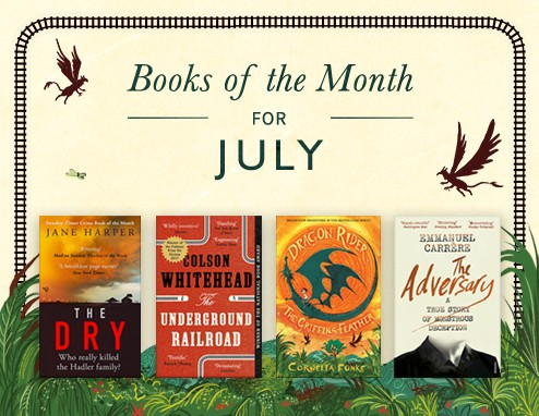 Books of the Month for July