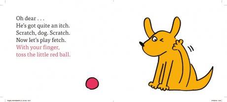 The Dog Book: a minibombo book (Hardback)
