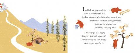 Hilda and the Runaway Baby (Hardback)