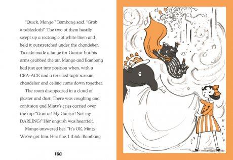 Mango & Bambang: Superstar Tapir (Book Four) - Mango and Bambang (Hardback)