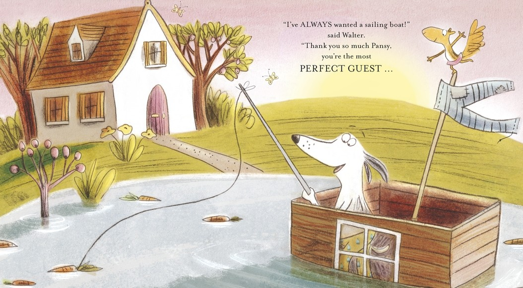 The Perfect Guest (Paperback)