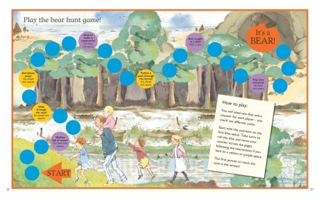 We're Going on a Bear Hunt: Sticker Activity Book (Paperback)
