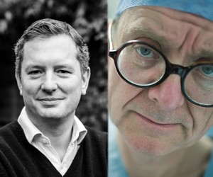 Life on the Front Line: Henry Marsh and John Sutherland in Discussion