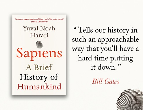 sapiens a brief history of humankind pdf online