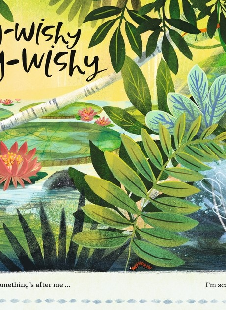 A Mighty Bitey Creature (Paperback)