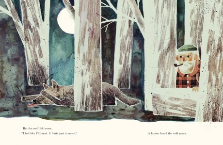 The Wolf, the Duck and the Mouse (Hardback)
