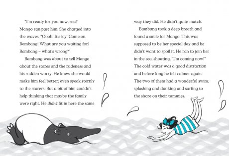 Mango & Bambang: Tiny Tapir Trouble (Book Three) - Mango and Bambang (Paperback)
