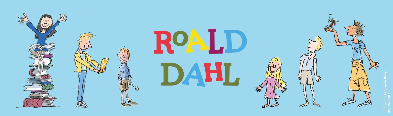 Roald dahl books waterstones roald dahl fandeluxe Choice Image