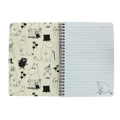 Moomin A5 Notebook