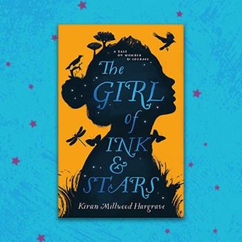 The Girl of Ink & Stars (Paperback)