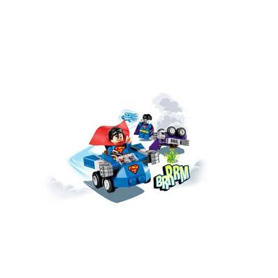 LEGO DC Superheroes Mighty Micros: Superman Vs. Bizarro: 76068