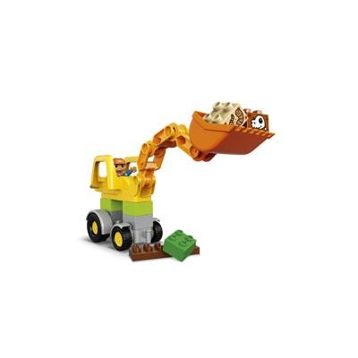 LEGO (R) DUPLO (R) Backhoe Loader: 10811