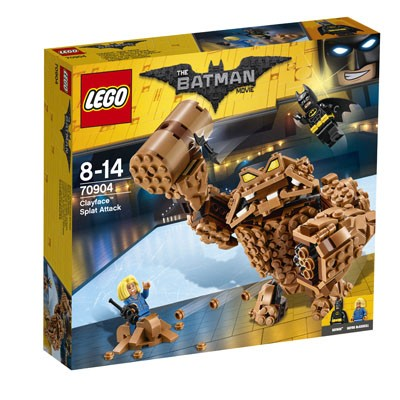 LEGO (R) Batman Clayface Splat Attack: 70904