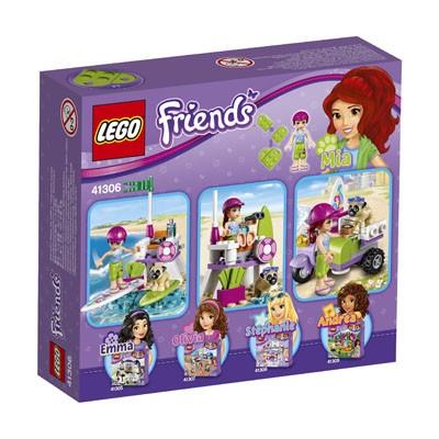 Lego Friends Mias Beach Scooter Waterstones
