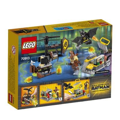 LEGO (R) Batman Scarecrow Fearful Face-Off: 70913