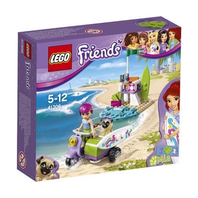 LEGO (R) Friends Mia's Beach Scooter: 41306