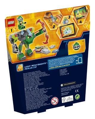 LEGO (R) Nexo Knights Battle Suit Aaron: 70364