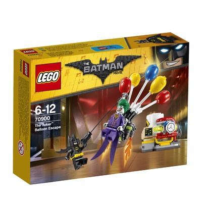 LEGO (R) Batman The Joker Balloon Escape: 70900