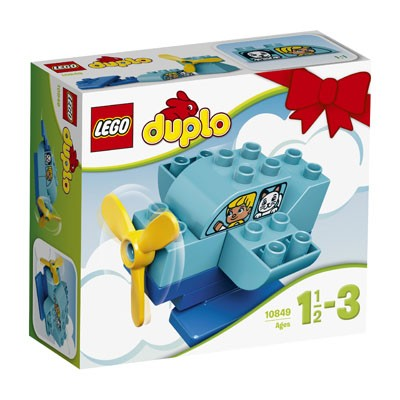 LEGO (R) DUPLO (R) My First Plane: 10849