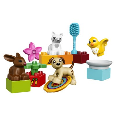LEGO (R) DUPLO (R) Town Family Pets: 10838