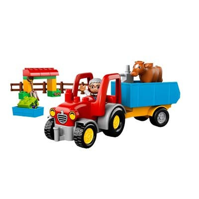 LEGO ® DUPLO ® Farm Tractor: 10524