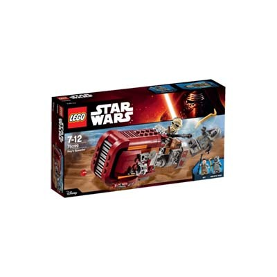 LEGO (R) Star Wars Rey's Speeder: 75099