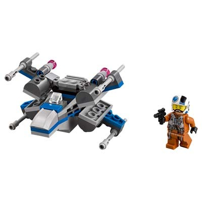 LEGO (R) Star Wars Resistance X-Wing Fighter: 75125