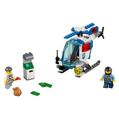 LEGO (R) Juniors Police Helicopter Chase: 10720