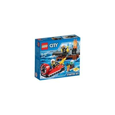LEGO (R) City Fire Starter Set: 60106