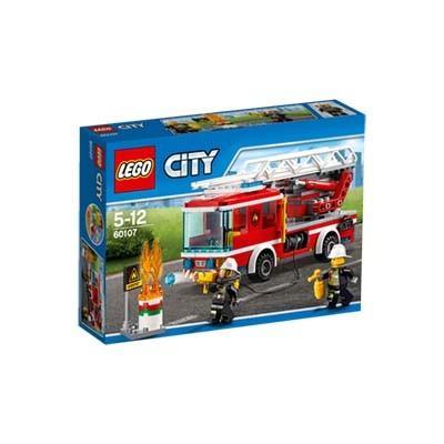 LEGO (R) City Fire Ladder Truck: 60107