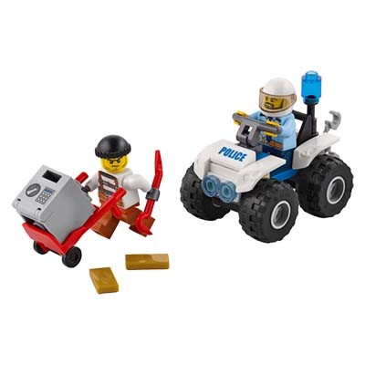 LEGO (R) City Police Atv Arrest: 60135