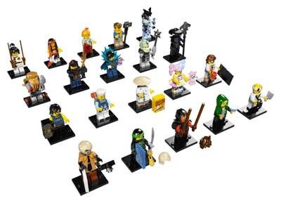 LEGO (R) Ninjago Minifigures: 71019