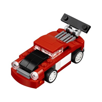 LEGO (R) Creator Red Racer: 31055