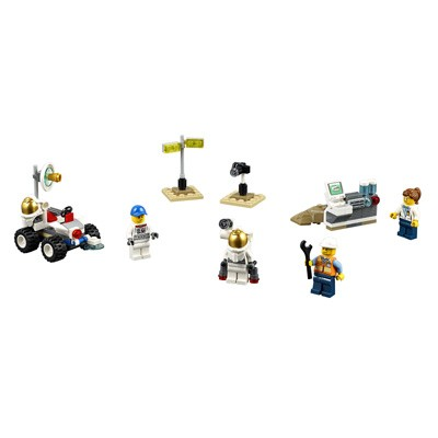 LEGO (R) City Space Starter Set: 60077