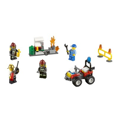 LEGO (R) City Fire Starter Set: 60088