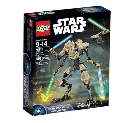 LEGO (R) Star Wars General Grievous: 75112