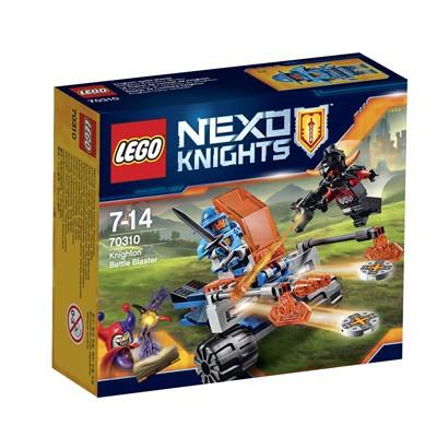 LEGO (R) Nexo Knights Knighton Battle Blaster: 70310