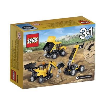 LEGO (R) Creator Construction Vehicles: 31041