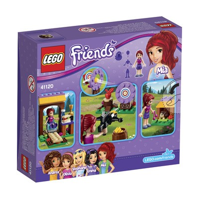 LEGO (R) Friends Adventure Camp Archery: 41120