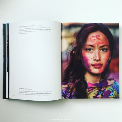 The Atlas of Beauty: Women of the World in 500 Portraits (Hardback)
