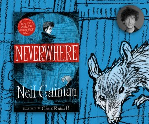 An Exclusive Interview with Neil Gaiman and Chris Riddell